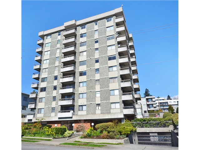 "Main Photo: 503 47 AGNES Street in New Westminster: Downtown NW Condo for sale in ""FRASER HOUSE"" : MLS® # V1002281"