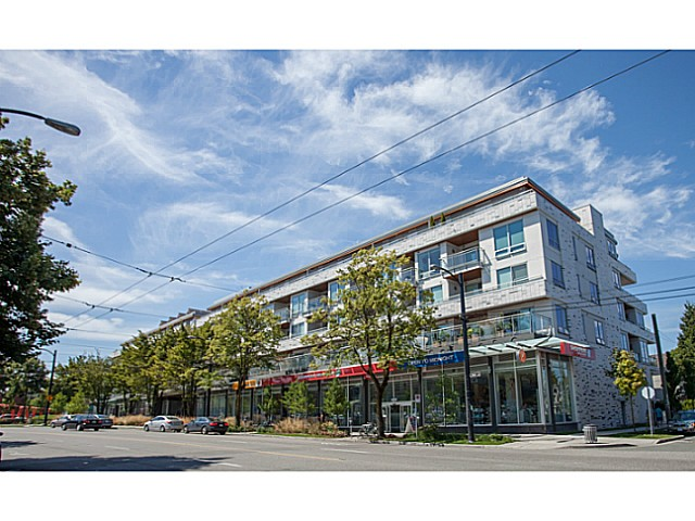 Main Photo: 208 3333 MAIN Street in Vancouver: Main Condo for sale (Vancouver East)  : MLS® # V1075076