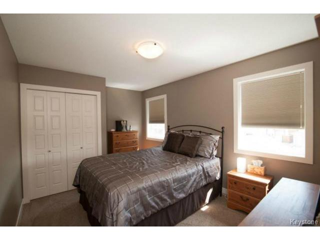 Great second bedroom with ample space.