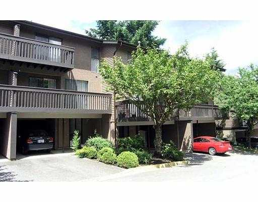 "Main Photo: 2925 ARGO PL in Burnaby: Simon Fraser Hills Townhouse for sale in ""ARGO PLACE"" (Burnaby North)  : MLS® # V540864"