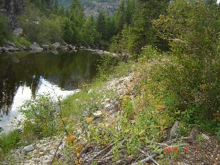 Main Photo: 1 Cottonwood Bend in : Beaverdell Land Only for sale (Central Okanagan)  : MLS(r) # 10099949