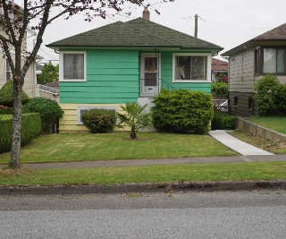 Main Photo: 4870 Ross Street in Vancouver: Knight House for sale (Vancouver East)  : MLS(r) # V1125535