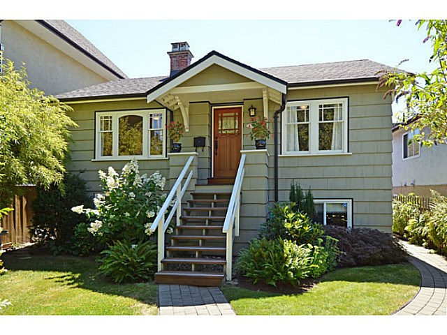 Main Photo: 238 E 28TH AV in Vancouver: Main House for sale (Vancouver East)  : MLS® # V1136971