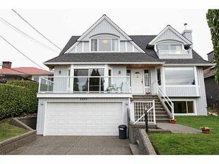 Main Photo: 2241 Kings Avenue in West Vancouver: Dundarave House for rent
