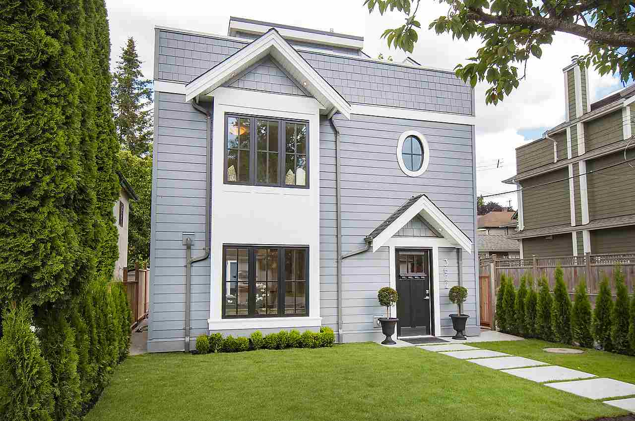 Main Photo: 3622 CAROLINA STREET in Vancouver: Fraser VE House for sale (Vancouver East)  : MLS®# R2093767