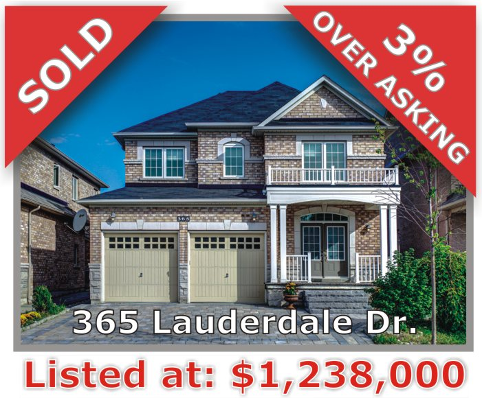 Main Photo: 365 Lauderdale Dr in Vaughan: pat Freehold for sale (vau)