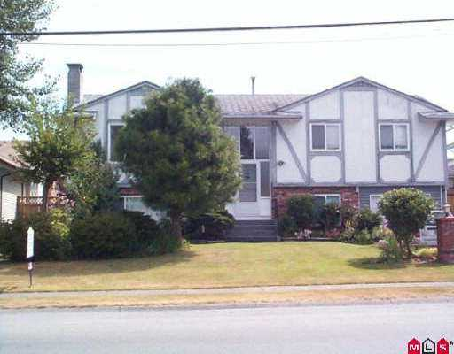 Main Photo: 8864 116TH ST in Delta: Annieville House for sale (N. Delta)  : MLS® # F2518745