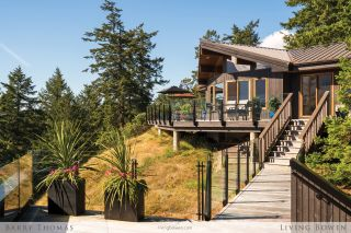 Main Photo: 256 Jason Road in Bowen Island: Millers Landing House for sale