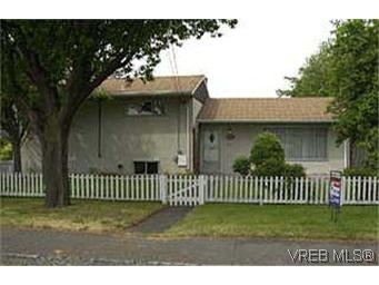 Main Photo: 1658 Pearl Street in VICTORIA: Vi Oaklands Single Family Detached for sale (Victoria)  : MLS(r) # 156021
