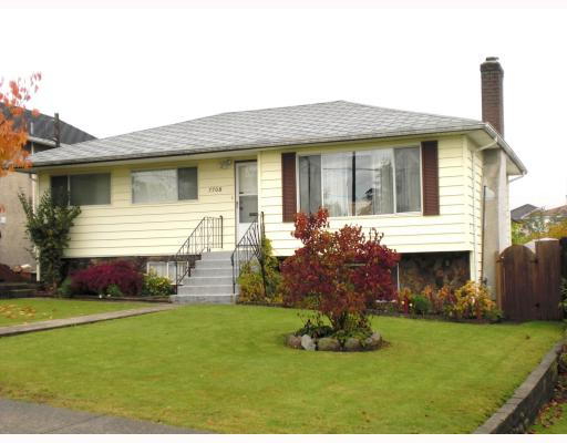 Main Photo: 7708 DAVIES ST in : Edmonds BE House for sale : MLS® # V795877