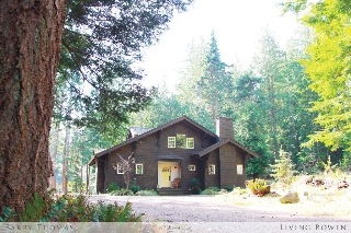 Main Photo: 1749 Emily Lane in Bowen Island: King Edward Bay House for sale : MLS® # V1055415