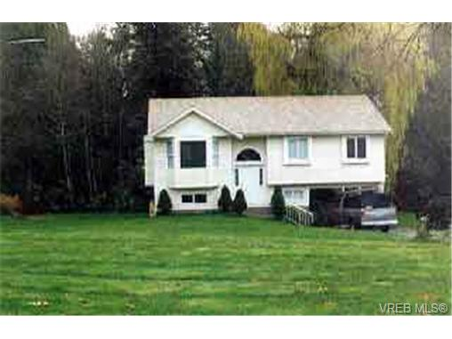 Main Photo: 5835 Blythwood Road in SOOKE: Sk Saseenos Single Family Detached for sale (Sooke)  : MLS® # 117491