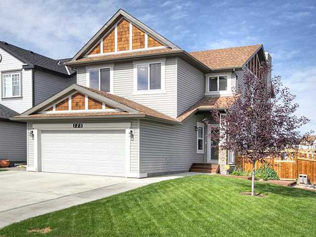 Main Photo: 125 COPPERSTONE Close SE in CALGARY: Copperfield Residential Detached Single Family for sale (Calgary)  : MLS®# C3633799