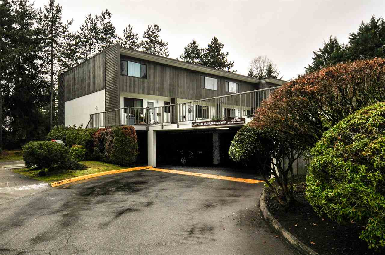Main Photo: 7358 CAPISTRANO DRIVE in Burnaby: Montecito Townhouse for sale (Burnaby North)  : MLS® # R2024241