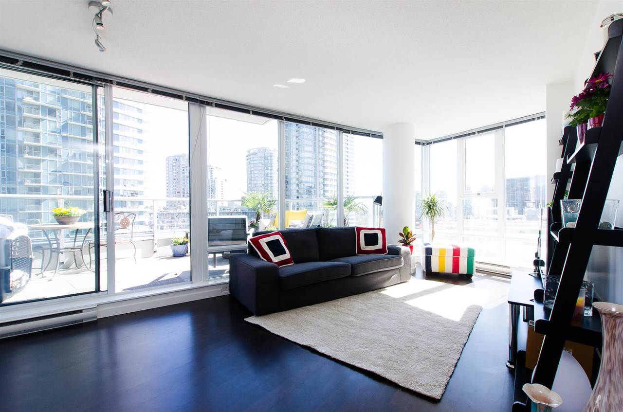 Main Photo: 508 602 CITADEL PARADE in Vancouver: Downtown VW Condo for sale (Vancouver West)  : MLS® # R2053020