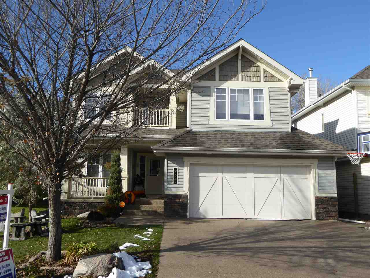 Main Photo: 934 HOPE WY NW in Edmonton: Zone 58 House for sale : MLS(r) # E4041259
