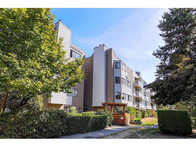 Main Photo: # 101 9584 MANCHESTER DR in Burnaby: Cariboo Condo for sale (Burnaby North)  : MLS(r) # V1137047