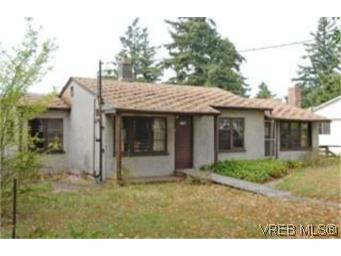 Main Photo: 2756 Claude Road in VICTORIA: La Langford Proper Single Family Detached for sale (Langford)  : MLS®# 252986
