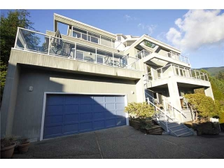 Main Photo: 5326 WESTHAVEN Wynd in West Vancouver: Eagle Harbour House for sale : MLS® # V863145
