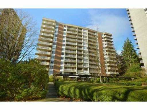 "Main Photo: # 1205 2020 FULLERTON AV in North Vancouver: Pemberton NV Condo for sale in ""WOODCROFT - HOLLYBURN BUILDING"" : MLS® # V1011742"