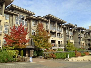 Main Photo: # 210 9319 UNIVERSITY CR in Burnaby: Simon Fraser Univer. Condo for sale (Burnaby North)  : MLS® # V1028842