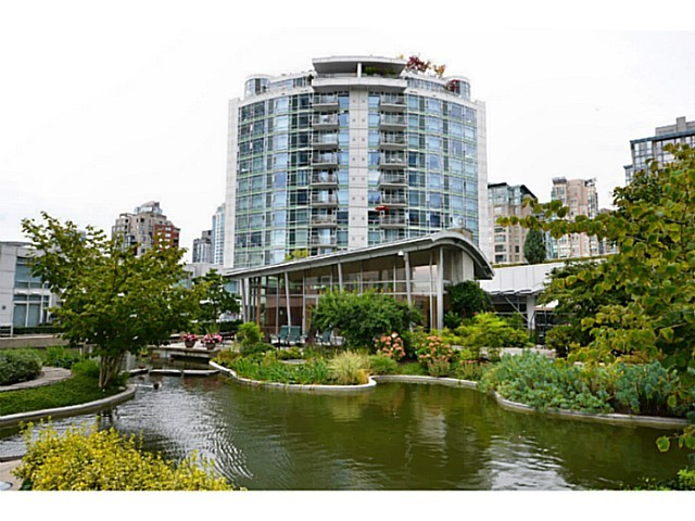 Main Photo: # 1702 189 DAVIE ST in Vancouver: Yaletown Condo for sale (Vancouver West)  : MLS® # V1038196