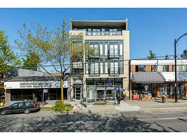 Main Photo: # 304 4372 FRASER ST in Vancouver: Fraser VE Condo for sale (Vancouver East)  : MLS® # V1121910