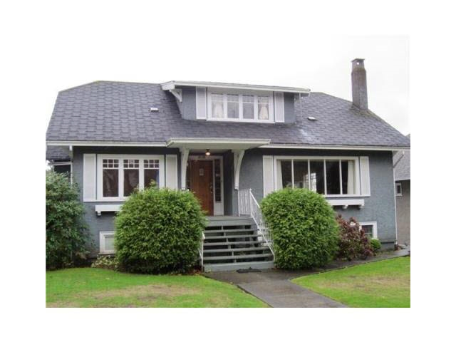 Main Photo: 2130 W 47TH AVENUE in Vancouver: Kerrisdale House for sale (Vancouver West)  : MLS® # R2006851