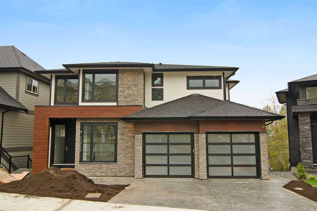 Main Photo: 13665 MCKERCHER DRIVE in Maple Ridge: Silver Valley House for sale : MLS®# R2023987