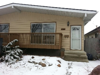Main Photo: 12968 117 ST NW in Edmonton: Zone 01 House Half Duplex for sale : MLS® # E4011558