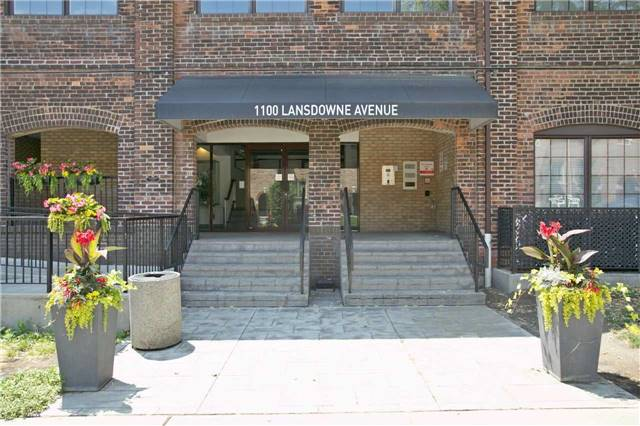 Main Photo: 1100 Lansdowne Ave Unit #A11 in Toronto: Dovercourt-Wallace Emerson-Junction Condo for sale (Toronto W02)  : MLS(r) # W3548595