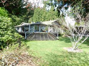 Main Photo: 5557 Wakefield Rd in Sechelt: House for sale : MLS(r) # R2055666