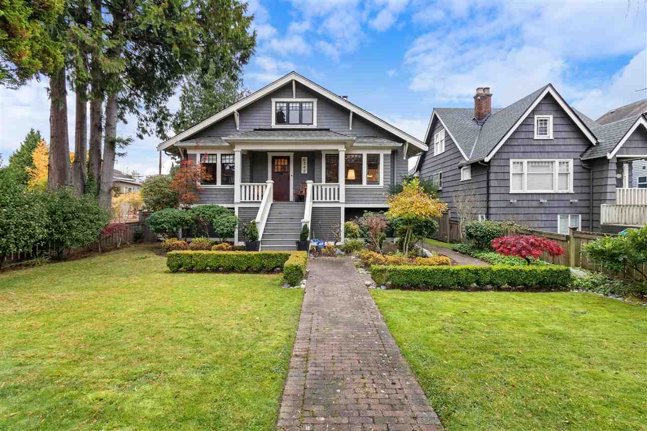 FEATURED LISTING: 6242 LARCH Street Vancouver