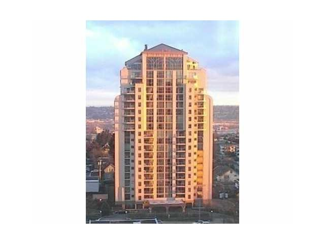 "Main Photo: 1006 612 5TH Avenue in New Westminster: Uptown NW Condo for sale in ""FIFTH AVENUE"" : MLS® # V929310"