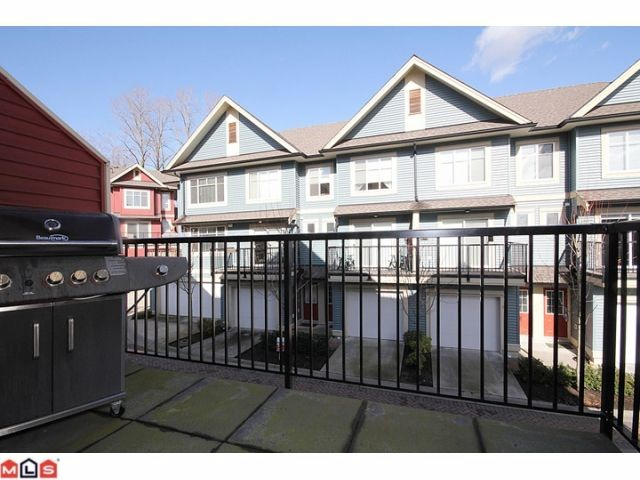 "Photo 8: 25 6635 192ND Street in Surrey: Clayton Townhouse for sale in ""Leafside Lane"" (Cloverdale)  : MLS(r) # F1204688"