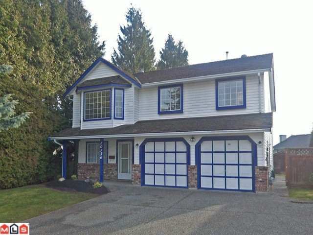 "Main Photo: 10136 158TH Street in Surrey: Guildford House for sale in ""Guildford"" (North Surrey)  : MLS® # F1207061"