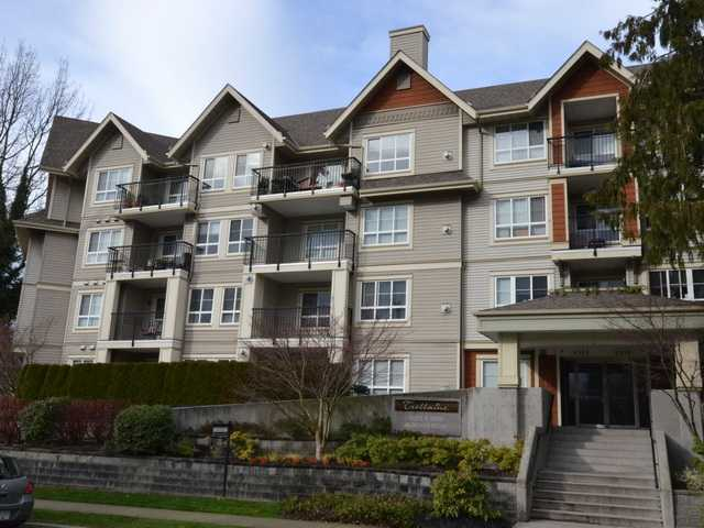 Main Photo: # 204 9333 ALBERTA RD in Richmond: McLennan North Condo for sale : MLS® # V1010437
