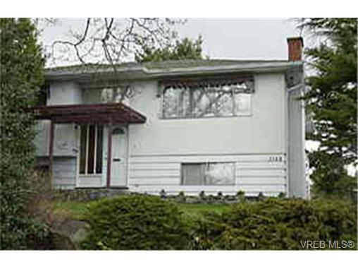 Main Photo: 3144 Balfour Avenue in VICTORIA: Vi Burnside Single Family Detached for sale (Victoria)  : MLS® # 152395