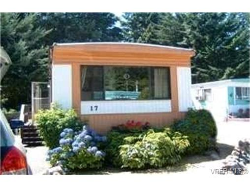 Photo 1: 27 2807 Sooke Lake Road in VICTORIA: La Goldstream Manu Single-Wide for sale (Langford)  : MLS(r) # 219207