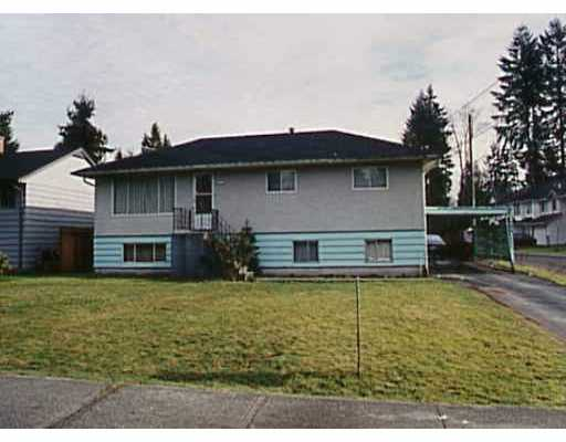Main Photo: 3478 HASTINGS ST in Port_Coquitlam: Woodland Acres PQ House for sale (Port Coquitlam)  : MLS® # V302553