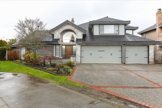 Main Photo: 4523 DAWN PLACE in Delta: Holly House  (Ladner)  : MLS® # R2032426