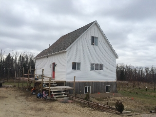 Main Photo: 590059 Range Road 110 in Whitecourt: Country Residential for sale (Whitecourt Rural)  : MLS(r) # 41791