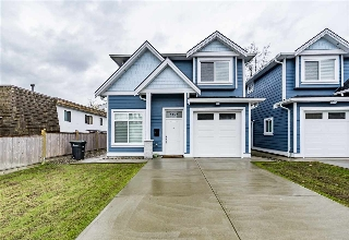 Main Photo: 1127 YORSTON COURT in Burnaby: Simon Fraser Univer. House 1/2 Duplex for sale (Burnaby North)  : MLS® # R2160460