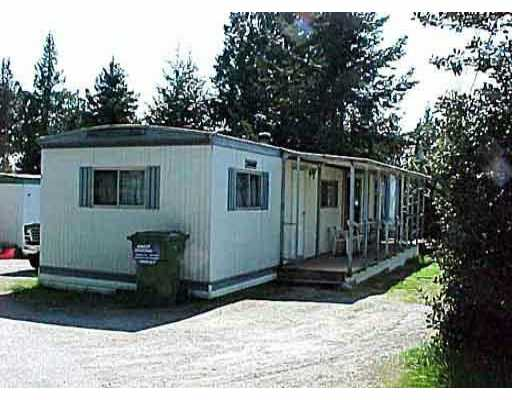"Main Photo: 24 5288 SELMA PARK Road in Sechelt: Sechelt District Manufactured Home for sale in ""SELMA VISTA"" (Sunshine Coast)  : MLS® # V527356"
