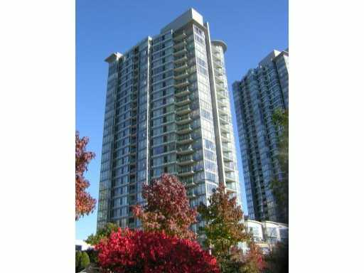 "Main Photo: 605 1067 MARINASIDE Crescent in Vancouver: Yaletown Condo for sale in ""QUAYWEST II"" (Vancouver West)  : MLS® # V955642"