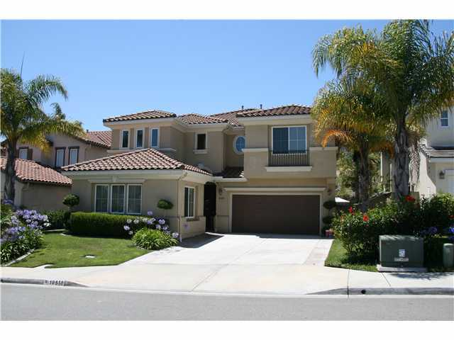 Main Photo: SCRIPPS RANCH Home for sale or rent : 5 bedrooms : 10510 Archstone in San Diego