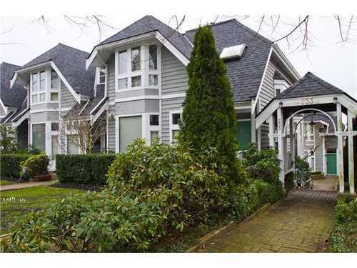 Main Photo: 5 233 6TH Street E in North Vancouver: Lower Lonsdale Home for sale ()  : MLS® # V937748