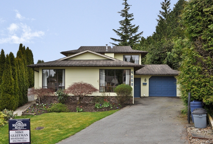 Main Photo: 4668 207B in Langley: Langley City House for sale : MLS®# F1210047