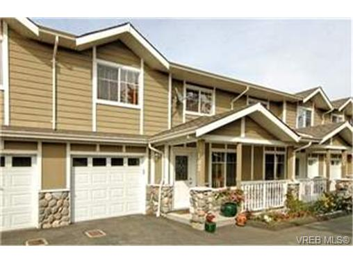 Main Photo: 102 2731 Claude Road in : La Langford Proper Townhouse for sale (Langford)  : MLS® # 228605