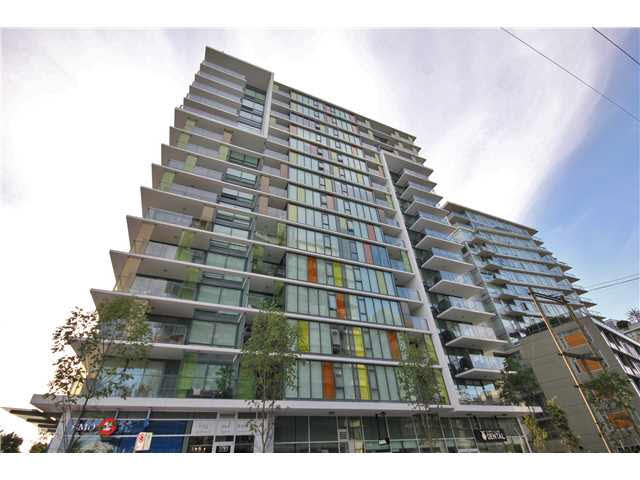 Main Photo: 205 1783 MANITOBA STREET in Vancouver: False Creek Condo for sale (Vancouver West)  : MLS®# R2045623